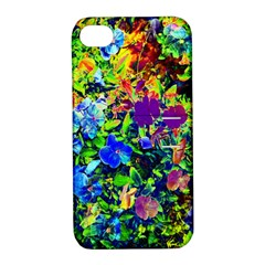 The Neon Garden Apple iPhone 4/4S Hardshell Case with Stand