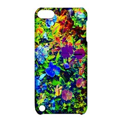 The Neon Garden Apple iPod Touch 5 Hardshell Case with Stand