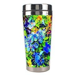 The Neon Garden Stainless Steel Travel Tumbler