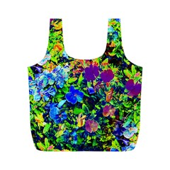 The Neon Garden Reusable Bag (M)