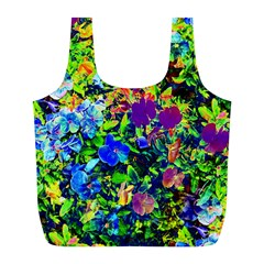 The Neon Garden Reusable Bag (l)
