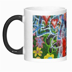Prague Graffiti Morph Mug