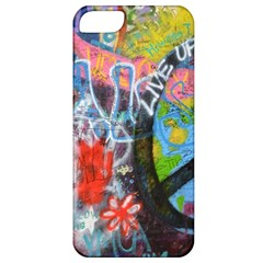 Prague Graffiti Apple Iphone 5 Classic Hardshell Case