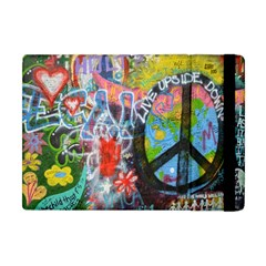 Prague Graffiti Apple Ipad Mini Flip Case
