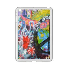 Prague Graffiti Apple iPad Mini 2 Case (White)