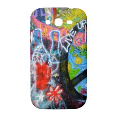 Prague Graffiti Samsung Galaxy Grand DUOS I9082 Hardshell Case
