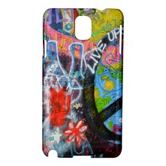 Prague Graffiti Samsung Galaxy Note 3 N9005 Hardshell Case