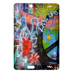 Prague Graffiti Kindle Fire HD 7  (2nd Gen) Hardshell Case