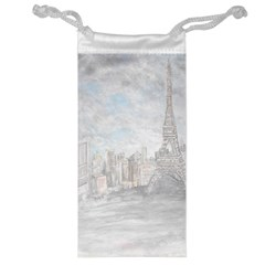 Eiffel Tower Paris Jewelry Bag