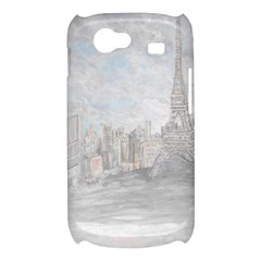 Eiffel Tower Paris Samsung Galaxy Nexus S i9020 Hardshell Case