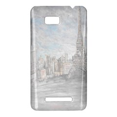 Eiffel Tower Paris HTC One SU T528W Hardshell Case