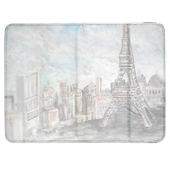 Eiffel Tower Paris Samsung Galaxy Tab 7  P1000 Flip Case