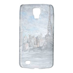 Eiffel Tower Paris Samsung Galaxy S4 Active (I9295) Hardshell Case