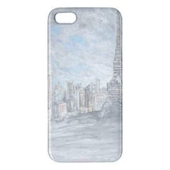 Eiffel Tower Paris iPhone 5S Premium Hardshell Case