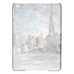 Eiffel Tower Paris Apple iPad Air Hardshell Case
