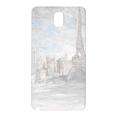 Eiffel Tower Paris Samsung Galaxy Note 3 N9005 Hardshell Back Case