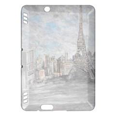 Eiffel Tower Paris Kindle Fire HDX 7  Hardshell Case
