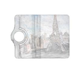Eiffel Tower Paris Kindle Fire HD 7  (2nd Gen) Flip 360 Case