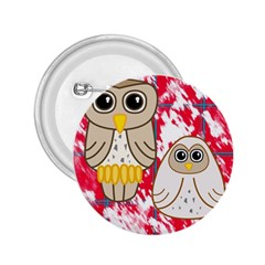 Two Owls 2.25  Button