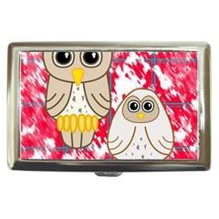 Two Owls Cigarette Money Case