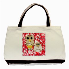 Two Owls Classic Tote Bag