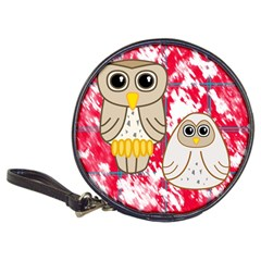 Two Owls Cd Wallet
