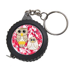 Two Owls Measuring Tape