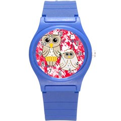 Two Owls Plastic Sport Watch (Small)