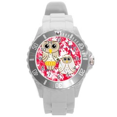 Two Owls Plastic Sport Watch (Large)