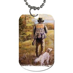 Jh Dog Tag (One Sided)