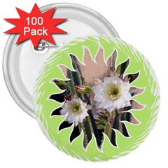 20131123 3 3  Button (100 pack)
