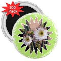20131123 3 3  Button Magnet (100 pack)