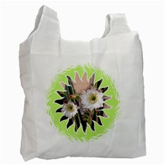 20131123 3 White Reusable Bag (two Sides)