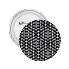 Groovy Circles 2.25  Button