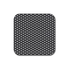 Groovy Circles Drink Coasters 4 Pack (Square)