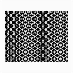 Groovy Circles Glasses Cloth (Small, Two Sided)