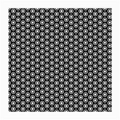 Groovy Circles Glasses Cloth (Medium, Two Sided)
