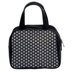 Groovy Circles Classic Handbag (Two Sides)