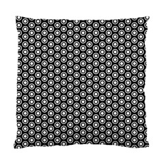 Groovy Circles Cushion Case (Two Sided)