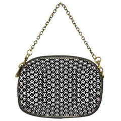 Groovy Circles Chain Purse (Two Sided)