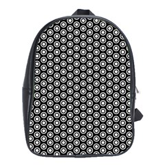 Groovy Circles School Bag (Large)
