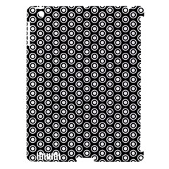 Groovy Circles Apple Ipad 3/4 Hardshell Case (compatible With Smart Cover)