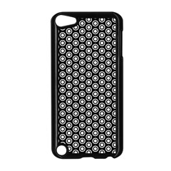 Groovy Circles Apple iPod Touch 5 Case (Black)