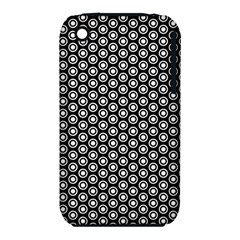 Groovy Circles Apple iPhone 3G/3GS Hardshell Case (PC+Silicone)