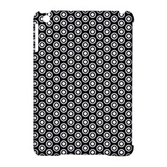 Groovy Circles Apple iPad Mini Hardshell Case (Compatible with Smart Cover)
