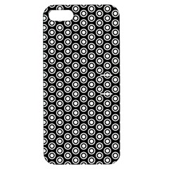 Groovy Circles Apple iPhone 5 Hardshell Case with Stand