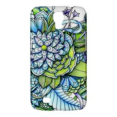 Peaceful Flower Garden Samsung Galaxy Mega 6.3  I9200 Hardshell Case