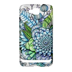 Peaceful Flower Garden 2 Samsung Ativ S i8750 Hardshell Case