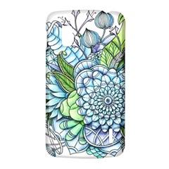 Peaceful Flower Garden 2 Google Nexus 4 (LG E960) Hardshell Case