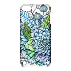 Peaceful Flower Garden 2 Apple iPod Touch 5 Hardshell Case with Stand